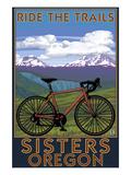 Sisters  Oregon - Mountain Bike
