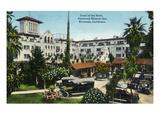 Riverside  California - Glenwood Mission Inn Court of the Birds