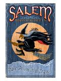 Salem  Massachusetts - Witch