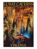 Luray Caverns  Virginia - Discovery