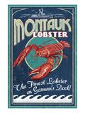 Montauk  New York - Lobster
