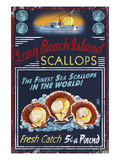Long Beach Island  New Jersey - Scallops