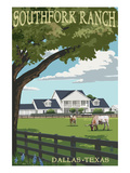 Southfork Ranch - Dallas  Texas