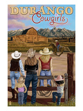 Durango  Colorado - Cowgirls