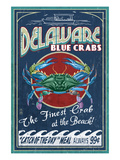 Delaware Blue Crabs - Best at the Beach