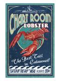 Cataumet  Cape Cod  Massachusetts - Chart Room Lobster
