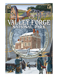Valley Forge  Pennsylvania - Montage Scenes