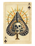 Ace of Spades - Playing Card