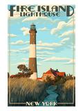 Fire Island Lighthouses - Captree Island  New York