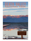 Badwater - Death Valley National Park