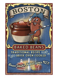 Boston  Massachusetts - Baked Beans