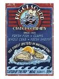 Puget Sound - Oyster Bar