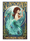 Islamorada  Florida Keys - Mermaid