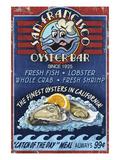 San Francisco  California - Oyster Bar