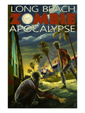 Long Beach  California - Zombie Apocalypse