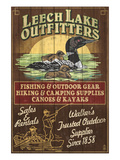 Minnesota - Leech Lake Outfitters Loon