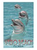 Dolphin Trio - Vero Beach  Florida
