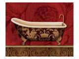 Royal Red Bath II