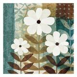 Floral Dream II Wag Reproduction d'art par Michael Mullan