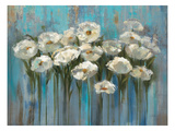 Anemones by the Lake Giclée premium par Silvia Vassileva