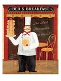 Chef's Specialties I Reproduction d'art par Veronique Charron