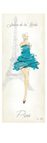 Fashion Lady I Giclée premium par Avery Tillmon