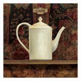 Ornamental Teapot I