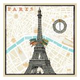 Monuments des Paris Eiffel