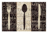Kitchen Words Trio