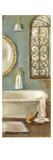 Salle de bain d'antan II Reproduction d'art par Silvia Vassileva