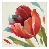 Dancing Colors II Reproduction d'art par Lisa Audit