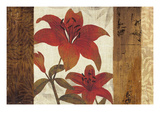 Floral Harmony I