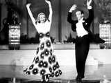 Shall We Dance  Ginger Rogers  Fred Astaire  1937
