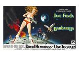 Barbarella  Jane Fonda  1968