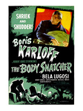 The Body Snatcher  Boris Karloff  1945