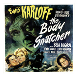 The Body Snatcher  Boris Karloff (Top)  Sharyn Moffett (Bottom  Right)  1945