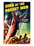 King of the Rocket Men  Tristram Coffin (In the 'Rocket Suit')  1949