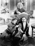 A Day at the Races  Chico Marx  Harpo Marx  Groucho Marx  1937