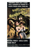 Beast From Haunted Cave  Sheila Carol  1959