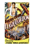 Flash Gordon  Jean Rogers  Larry 'Buster' Crabbe  Charles Middleton  1936