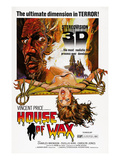 House of Wax  Vincent Price  1953