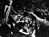 Gimme Shelter  Mick Jagger  1970  Performing Onstage