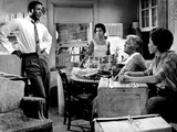 A Raisin In The Sun  Sidney Poitier  Ruby Dee  Claudia McNeil  Diana Sands  1961