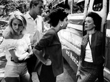 Night Of The Iguana  Sue Lyon  Ava Gardner  James Ward  Grayson Hall  1964