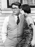 To Kill A Mockingbird  Mary Badham  Gregory Peck  1962