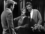 Who's Afraid Of Virginia Woolf  George Segal  Elizabeth Taylor  Richard Burton  1966