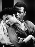 Porgy And Bess  Sidney Poitier  Dorothy Dandridge  1959