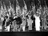 Yankee Doodle Dandy  Jeanne Cagney  James Cagney  Joan Leslie  Walter Huston  Rosemary Decamp  1942