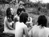 Woodstock  Festival Goers  1970