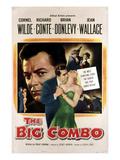 The Big Combo  Cornel Wilde  Richard Conte  Jean Wallace  1955